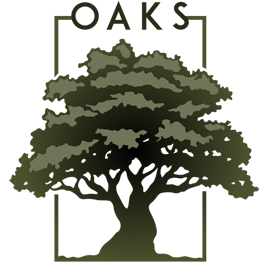 Oaks Tax header logo